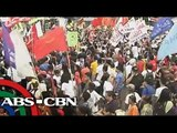 PNoy 'term extension' faces protests