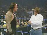 WWE Randy orton orton hits the rko on undertaker - Video Dailymotion