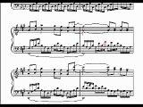 東方ピアノ楽譜・恋色マスタースパーク