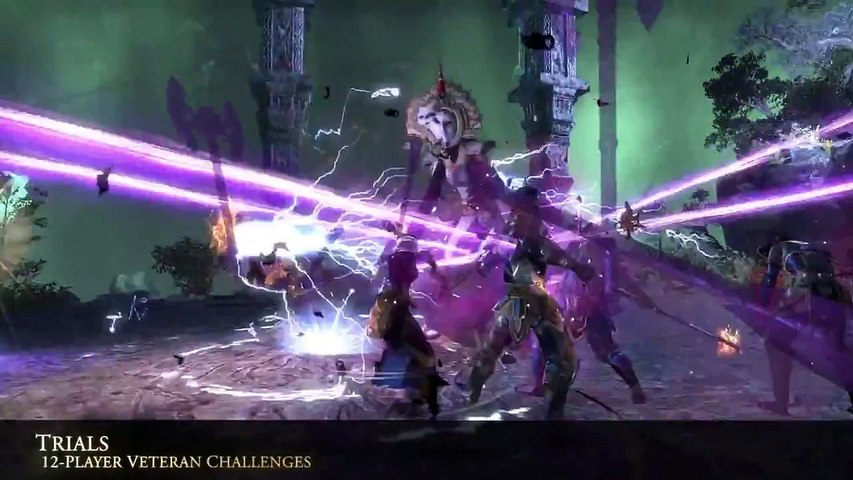 THE ELDER SCROLLS ONLINE - Tamriel Unlimited Gameplay (PS4  Xbox One)