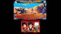 Dragon Ball Z : Extreme Butôden - Tuto japonais