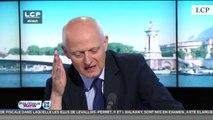 """TextO' : Jean-Christophe Cambadélis : """"C'est un vote de sortie de crise."""""""