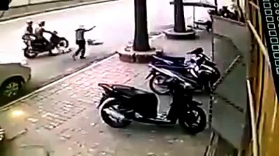 video security ,Motorcycle theft ,stolen motorcycle
