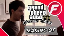 GTA VI PARIS CITY MAKING OF