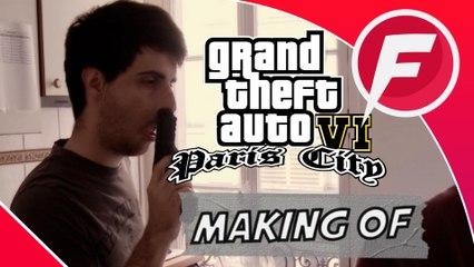 GTA VI PARIS CITY MAKING OF
