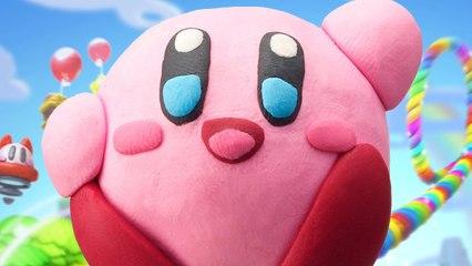 VideoTest ~ Kirby & le Pinceau Arc-en-Ciel (HD)(WiiU)