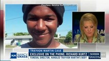 Trayvon Martin funeral director speaks out