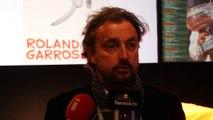 "Roland-Garros 2015 - Henri Leconte : ""Aucun Français ne peut gagner Roland-Garros"""