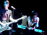 Shiny Toy Guns - Don't Cry Out live