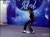 Malaysian Idol Michael Jackson Joker!