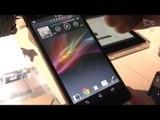 Xperia Z é o mais novo smartphone da Sony [CES 2013] - Tecmundo