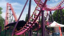 Les attractions de Walibi Rhone-Alpes
