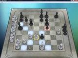 Jeu d'échecs 11 : Phase de defense