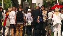 Des collégiens en voyage de classe à Cannes
