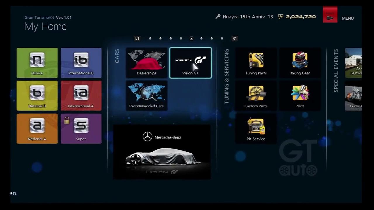 Gran Turismo 6: Formula One