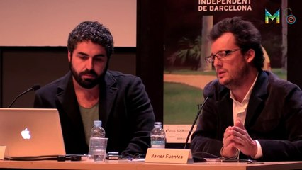 l'Alternativa Profesionales - Distribución alternativa. Javier Fuentes (2-7)