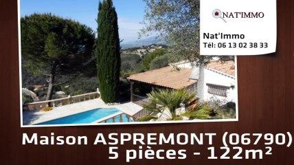 ASPREMONT - Maison  5 Pièce(s) 140 m²  à vendre