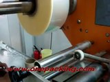 automatic spoons packing machine / plastic spoons / wooden spoon packaging machinery