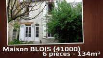 A vendre - Maison/villa - BLOIS (41000) - 6 pièces - 134m²