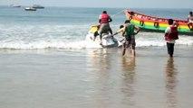 Water activities @Goa Beaches