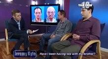 Pareja gay descubre que son hermanos en programa de televisión