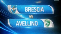 Brescia-Avellino 3-1: Video Gol - Highlights