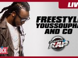 Freestyle de Youssoupha, Sianna, Josman, Mr Franglish, Lefty & Mister C dans Planète Rap