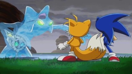 Sonic X Hd Episode 28 Chaos The Mysterious Creature Video Dailymotion