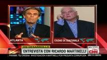 Panamá: El expresidente Ricardo Martinelli teme por su vida
