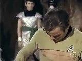 Star Trek - Spock vs Kirk Battle Scene