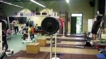 Maël RP squat 230@94