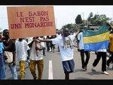 Ali Bongo fait couler le sang des Gabonais