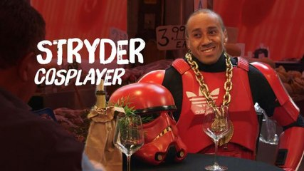 Stryder - Star Wars Cosplayer