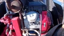 Trumann FD Grass Fire 20-Nov-14 (Helmet Cam)