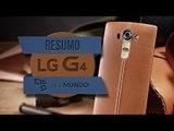 Resumo do evento da LG: anúncio oficial do smartphone LG G4 - TecMundo
