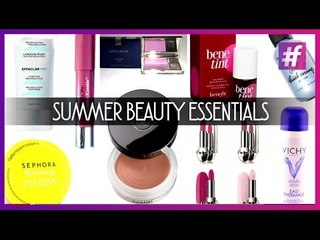 Summer Beauty Essentials | Fashion-Bombay - By Sonu and Jasleen