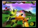 DBZ Tournament: R1 - Goku vs. Cell