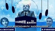 L'inno dei Responsabili e delirio mistico di Scilipoti (La Zanzara, 4/5/'11)
