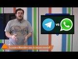 Hoje no Tecmundo (26/02) - Telegram x WhatsApp x Viber, Z2, Moto X, Exynos e marca Lumia