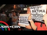 Activists celebrate Palparan's arrest