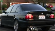 BMW has BALLS of STEEL______________________________ BMW muffler FAIL!!!! WTF? 540i M5 Sport Package
