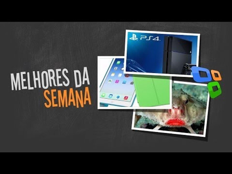 [Melhores da Semana] 25-10-2013 - Sony justifica o preço do PS4 no Brasil, eventos Nokia e Apple