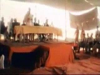 Muhammad Ali Jinnah to  Gandhi (a rare old video)