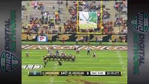11/16/2013 Central Michigan vs Western Michigan Football Highlights