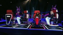 Sietske Oosterhuis - Rather Be (The Blind Auditions | The voice of Holland 2014)