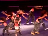 Japanese Kids hip hop dance(女子小学生のヒップホップダンス)