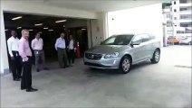 Tester la détection piéton sur une voiture n'ayant pas la détection piéton