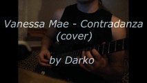 Vanessa Mae -Contradanza(cover)