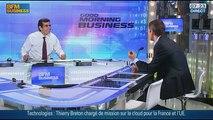 La 4G : un pari technologique, Didier Casas dans GMB - 26/09