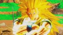 Xenoverse ELDER SSJ3 Goku vs SSJ3 Goku